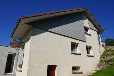 Rénovation de façade à Villers-Le-Lac, Villers-Le-Lac