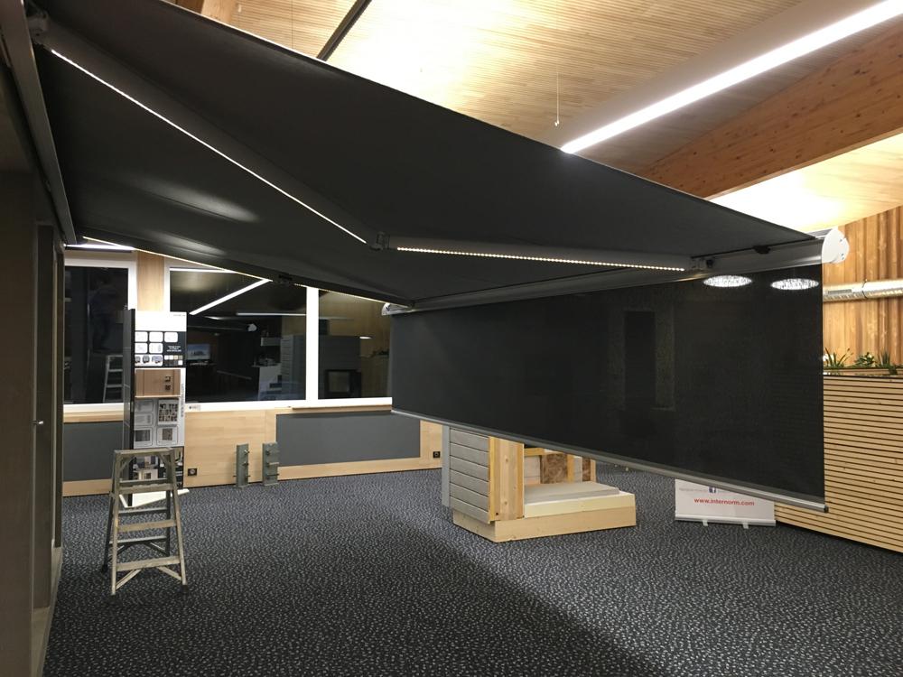 myotte duquet architecture bois actualit s nouveau au show room myotte duquet le store ony. Black Bedroom Furniture Sets. Home Design Ideas