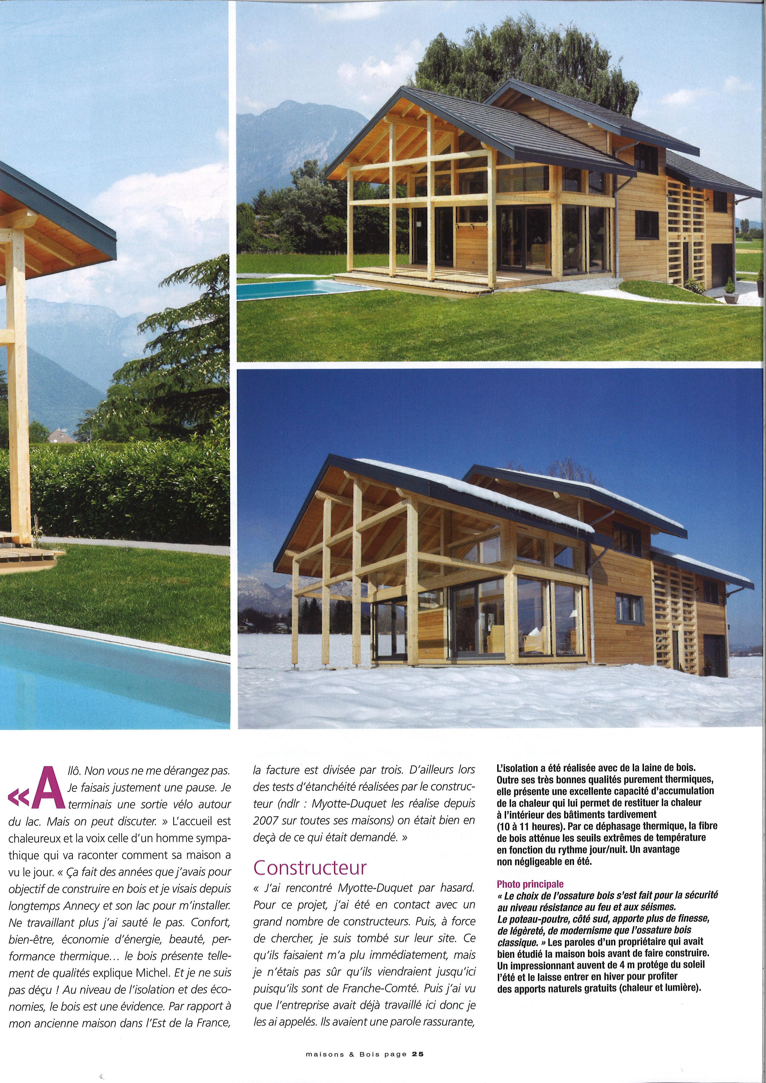 Maison bois international obtenez des - Architecture du bois ...