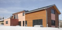 Maison d'architecte, Arçon (2011)