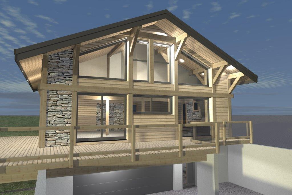 myotte duquet architecture bois actualit s nouveau. Black Bedroom Furniture Sets. Home Design Ideas