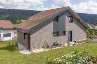 Maison bois prégrisé (2018), Arçon (25300)