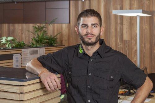Alan - Responsable bureau d'études bois