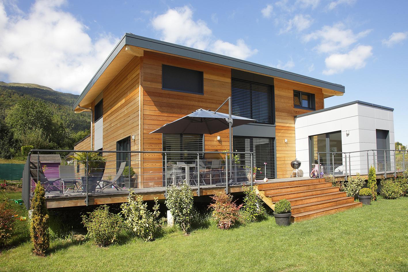 myotte duquet architecture bois actualit s nouveau reportage disponible pays de gex. Black Bedroom Furniture Sets. Home Design Ideas