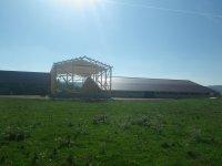Bâtiment agricole au Larmont (2016), Lieu-dit les Brenets, Pontarlier (25)