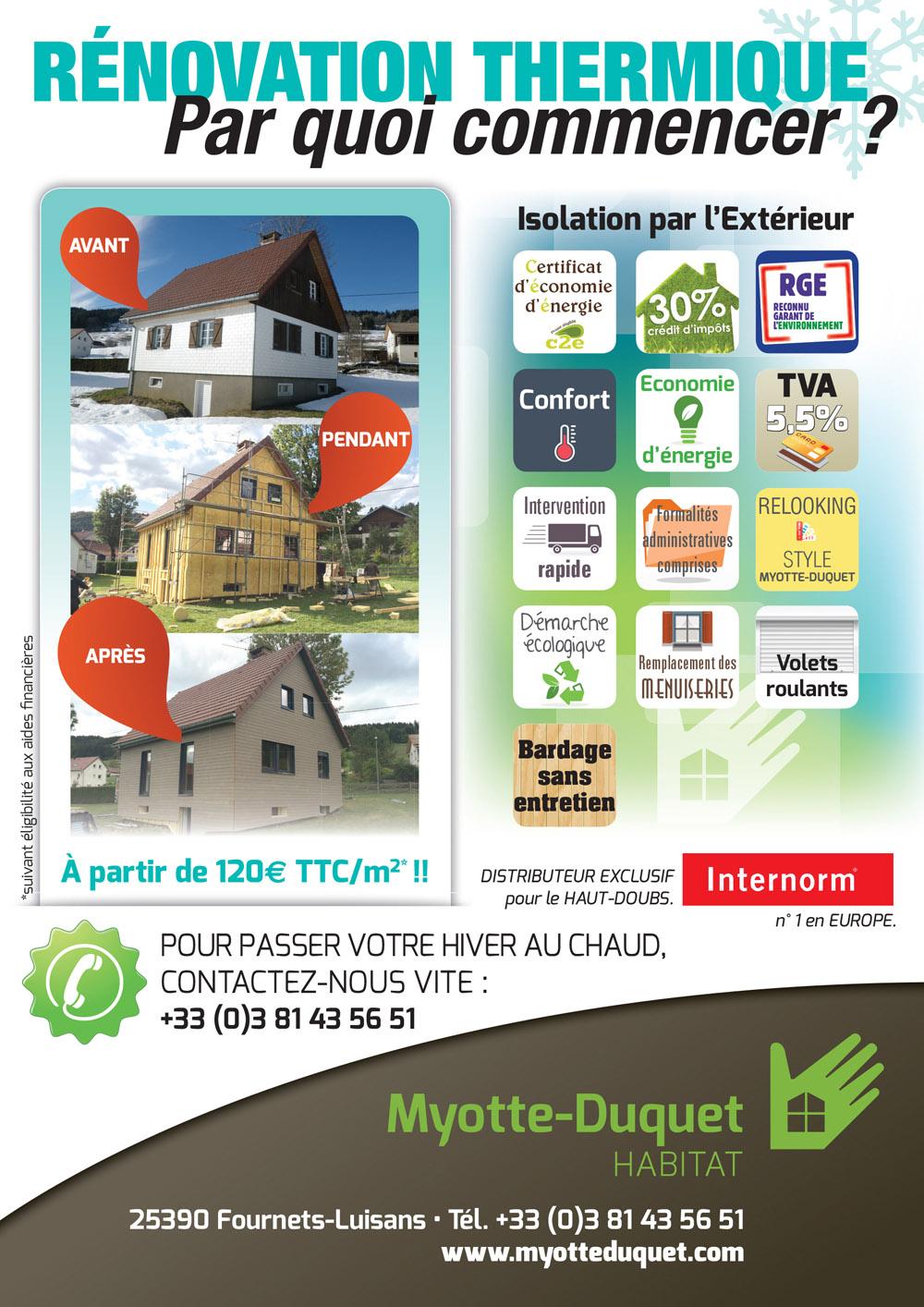 myotte duquet architecture bois actualit s nouveau flyer ite pour myotte duquet. Black Bedroom Furniture Sets. Home Design Ideas