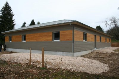 Centre médical pluridisciplinaire (2007), MONTFERRAND LE CHATEAU