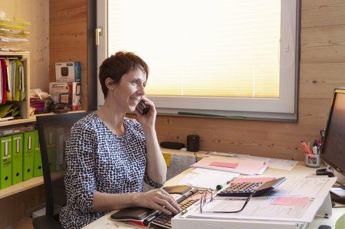 Audrey - Service comptable et financier