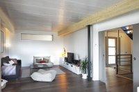 4 pans et toiture terrasse en Pays de Gex, CROZET (2013)