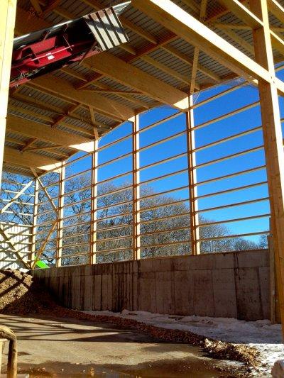 Bâtiment industriel (2017), Les Combes (25)