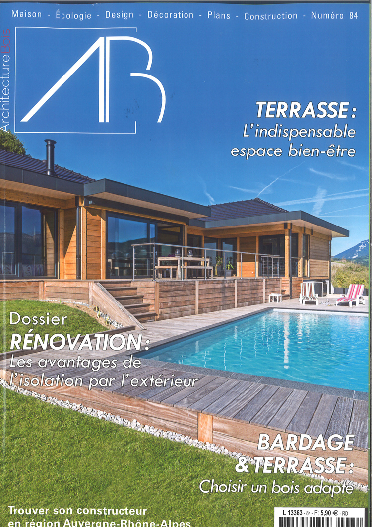 myotte duquet architecture bois actualit s nouveau reportage dans architecture bois magazine. Black Bedroom Furniture Sets. Home Design Ideas
