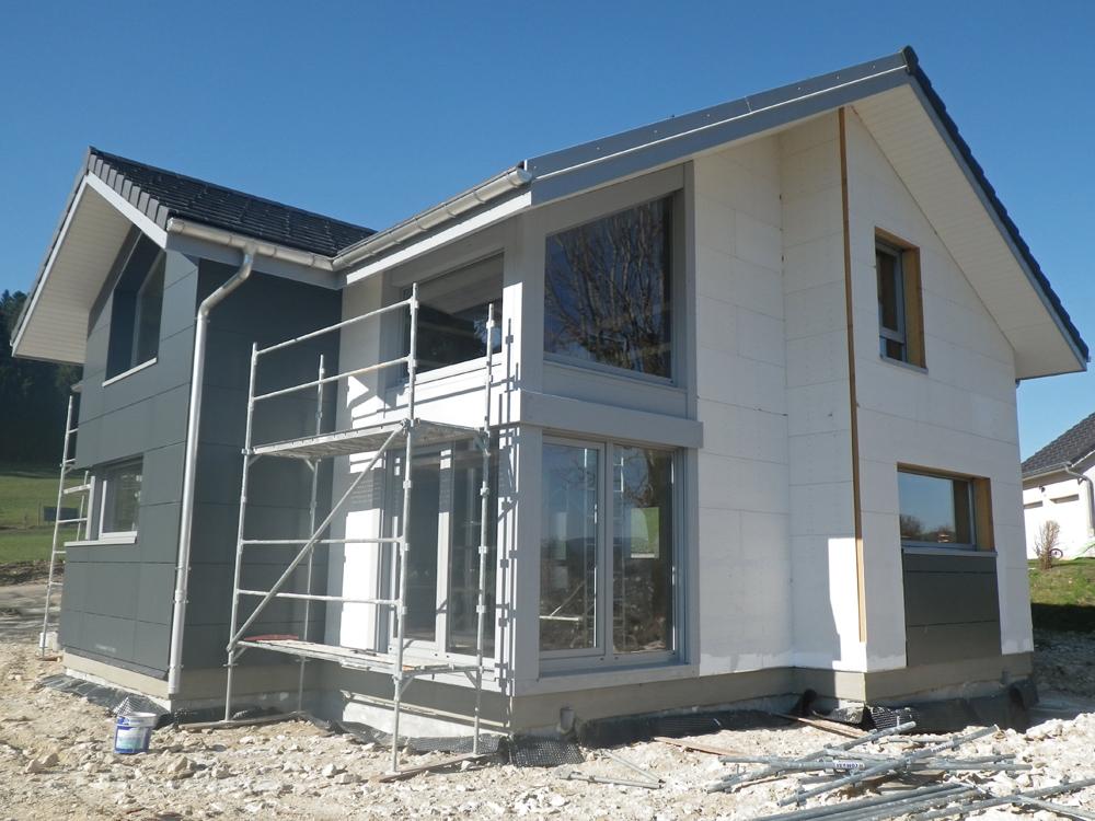 Myotte duquet architecture bois actualit s maison for Crepis exterieur