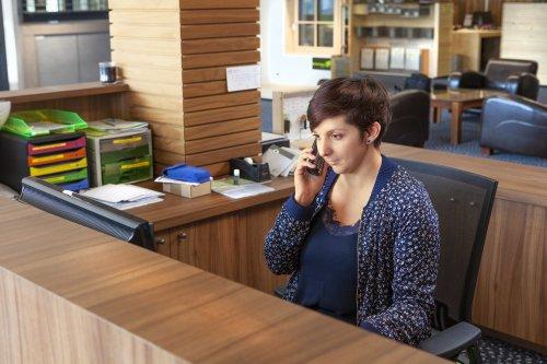 Marie - Assistante commerciale