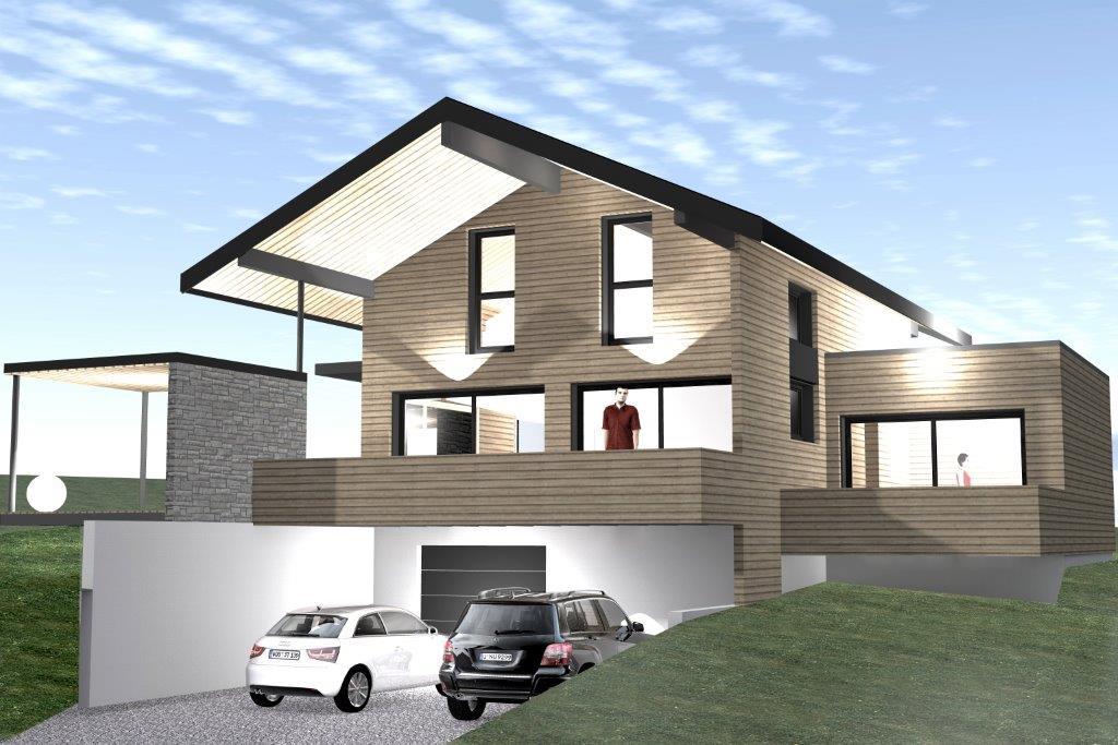Bien connu Myotte Duquet architecture bois, Actualités - Projet de maison  NK29