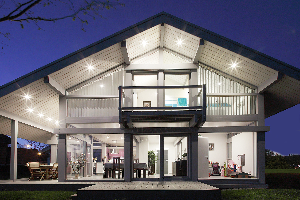 Myotte duquet architecture bois actualit s nouveau reportage maison - Reportage renovation maison ...