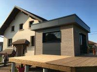 Extension toit plat (2016), Valdahon (2016)