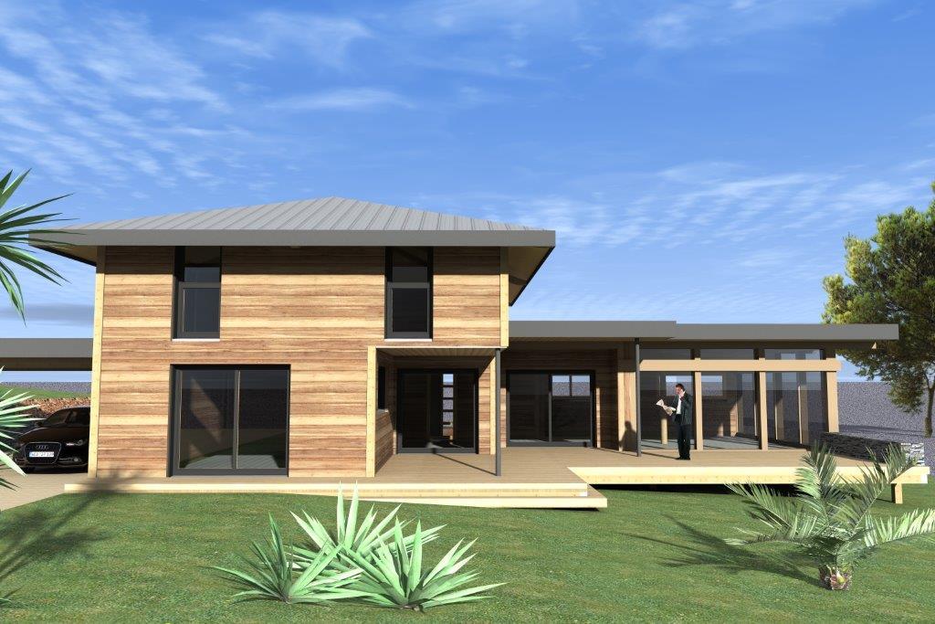 myotte duquet architecture bois actualit s rendus 3d en cours. Black Bedroom Furniture Sets. Home Design Ideas